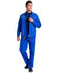 "Костюм мужской ""Лидер"" (куртка/брюки) ткань пл. 250 г/м²"