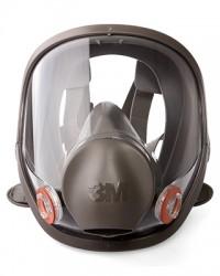 Полнолицевая маска 3М™ серии 6000 (6700 – малый размер)