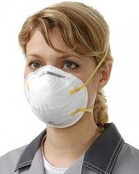 Полумаска фильтрующая (респиратор) для защиты от пыли и туманов 8710E (FFP1, до 4 ПДК)