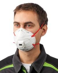 Респиратор 3M™ 8132 (FFP3, до 50 ПДК) для защиты от аэрозолей 3 степени  / с клапаном выдоха