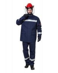 Куртка-накидка летняя/легкая СПн04-ЛII до 9 кал/см²