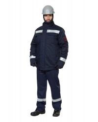 Куртка-накидка утепленная/демисезонная СПн09-Д V до 52 кал/см²