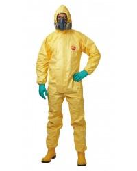 Защитный комбинезон Тайкем® 2000 C (Tychem 2000C) цвет желтый, без носок