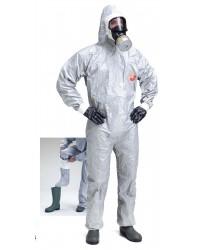 Защитный комбинезон Тайкем® 6000 F серый (с носком)
