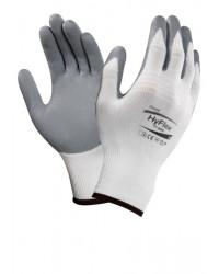 Перчатки Ansell HyFlex® 11-800 (Хайфлекс) нейлон, вспененный нитрил