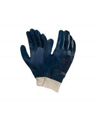 Перчатки Ansell Hylite™ 47-402 (Хайлайт) с полным нитриловым покрытием, трикотажный манжет