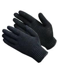 Перчатки ПОЛУШЕРСТЯНЫЕ (20% шерсть, 80% п/э)