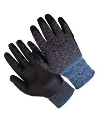 Рабочая перчатка из лайкры с покрытием из вспененного нитрила