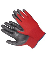 Рабочие перчатки нейлон с нитриловым покрытием