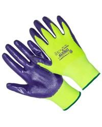 """Рабочие перчатки """"Спектр"""" нейлон с нитриловым покрытием"""