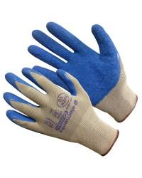 Перчатки EXPERT CRINKLE LATEX COTTON