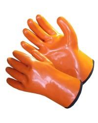 Перчатки нефтеморозостойкие НМС